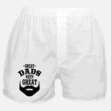Bearded Dad Boxer Shorts