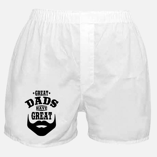 Bearded Dad Boxer Shorts