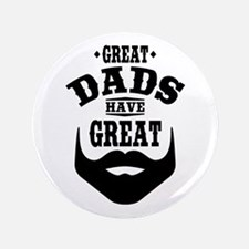 """Bearded Dad 3.5"""" Button (100 pack)"""