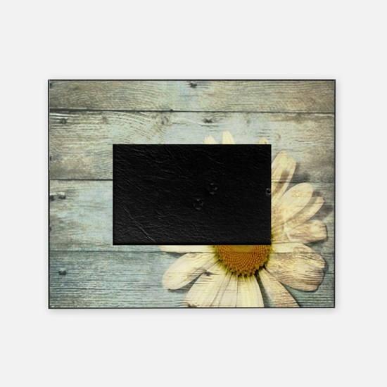 shabby chic country daisy Picture Frame