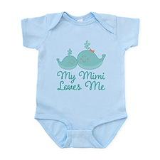 My Mimi Loves Me Infant Bodysuit