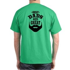 Bearded Dad T-Shirt