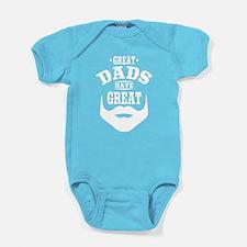 Bearded Dad Baby Bodysuit