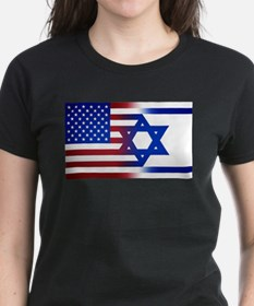 America stands with Israel T-Shirt