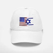 America stands with Israel Baseball Baseball Cap