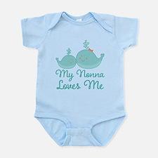 My Nonna Loves Me Infant Bodysuit