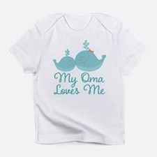 My Oma Loves Me Infant T-Shirt