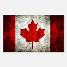 Unique Canada Decal