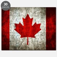 Unique Canadian Puzzle