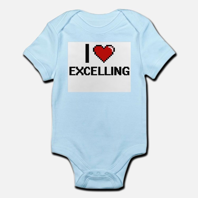 I love EXCELLING Body Suit