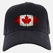 Canadian Flag Baseball Hat