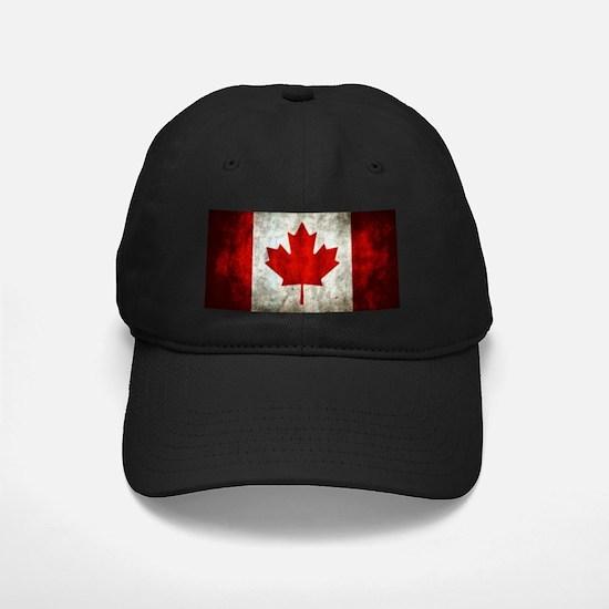 Canadian Flag Baseball Hat