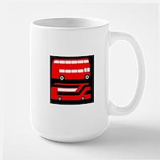 London Buses Old & New Mug