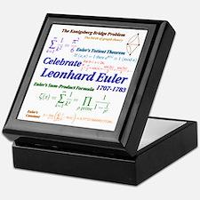 Celebrate Euler More Keepsake Box