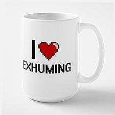 I love EXHUMING Mugs