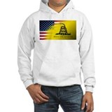 Dont tread on me Hooded Sweatshirt
