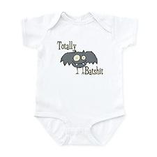 Totally Batshit Infant Bodysuit