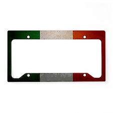 Italy License Plate Holder