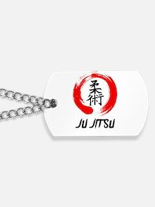 Funny Jiu jitsu Dog Tags