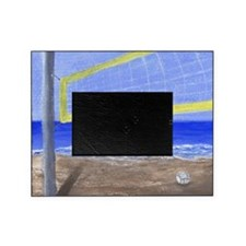 Beach Volleyball Picture Frame