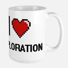 I love Exploration Mugs