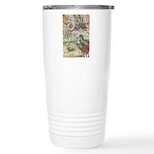 Vintage Victorian Beach Travel Coffee Mug