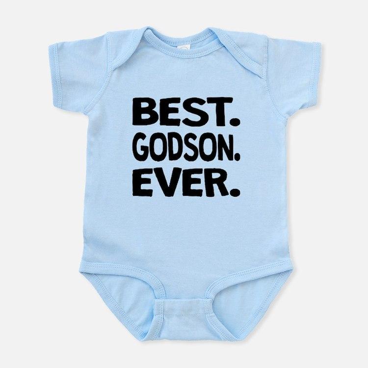 Best. Godson. Ever. Body Suit