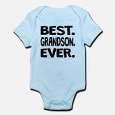 Best. Grandson. Ever. Body Suit