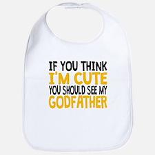 You Should See My Godfather Bib