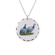 Guineas Slate Pair Necklace