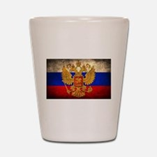 Russia Shot Glass