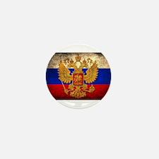 Russia Mini Button