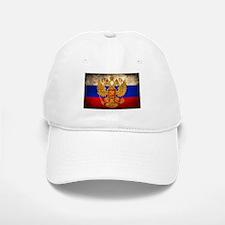 Russia Baseball Baseball Cap