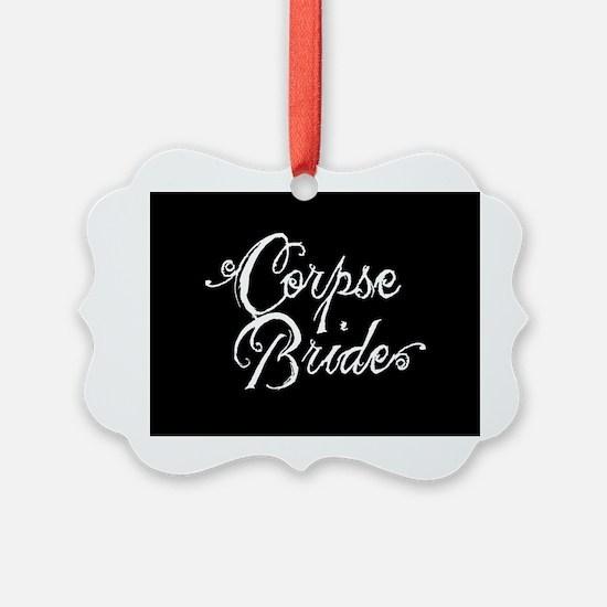 Corpse Bride Ornament