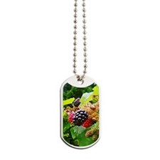Berries Dog Tags
