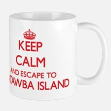 Keep calm and escape to Catawba Island  Mug