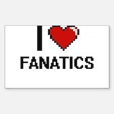 I love Fanatics Decal