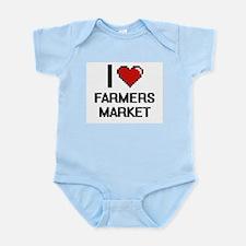 I love Farmers Market Body Suit