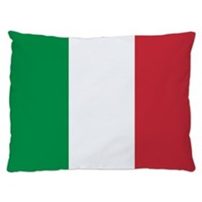 Authentic Italy national flag - SQ product Dog Bed