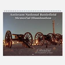 Antietam Wall Calendar