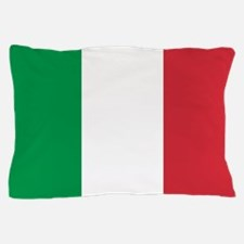 Authentic Italy national flag - SQ pro Pillow Case