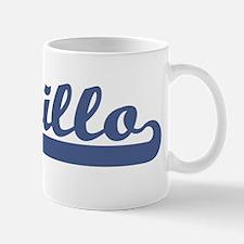 Castillo (sport-blue) Mug