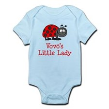 Vovo's (Grandpa) Little Lady Body Suit