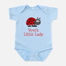 Vovo's (Grandpa) Little Lady Body Suit