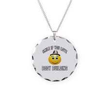Body Building Cool Designs Necklace
