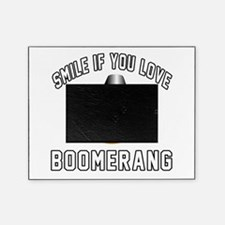 Boomerang Cool Designs Picture Frame