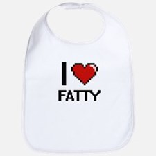 I love Fatty Bib