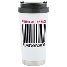 Cute Wed Travel Mug