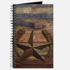 western horseshoe texas star Journal