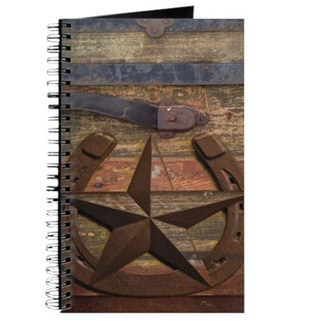 Western Horseshoe Texas Star Journal